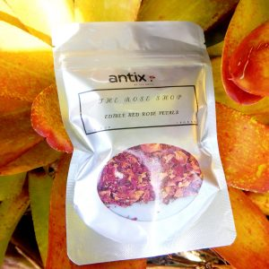 Organic Dried Edible Roses